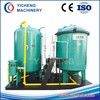 Vacuum impregnation machine for motors and transformers