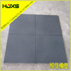 Rubber Gym Tiles Black Color