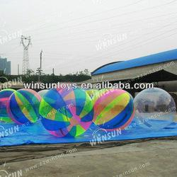 2013 high quality inflatable body ball