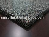 Multi-color Rubber Tile