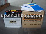 618 Dry charged 36AH car battery