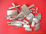 Square NdFeB magnet(N35--N52,33M--50M,30H-48H,30SH--45SH,28UH--40UH,28EH-38EH)(nickel,znic,sliver,gold and so on)