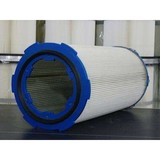 Pleated Air Filter Cartridge Polyester