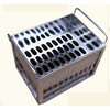 Basket  ice cream mould wtih stick holder