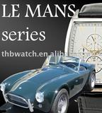 LE MANS - RACING CHRONOGRAPH WATCHES,QA WATCH, CLASSIC WATCH MEN