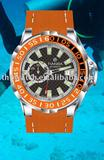 automatic dual time watch traveller watch men