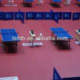 ITTF table tennis floor