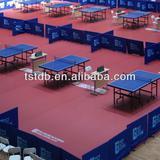 ITTF table tennis pvc floor