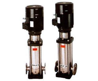 CDL/CDLF light vertical multistage centrifugal pump
