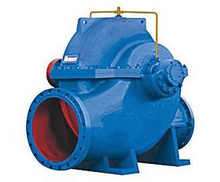 TPOW Axial Middle-open Spiral Double-suction Centrifugal pump