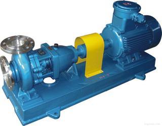 IH horizontal chemical pump