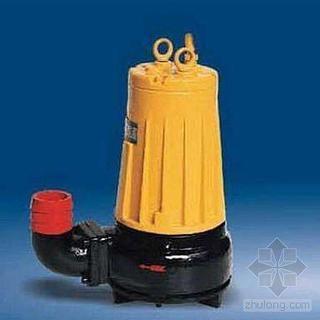 AS submersible sewage pump