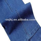 Hot sale cotton and polyester mercerized denim jeans