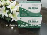 Non woven adhesive wound care dressing