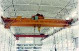 QD electric double-girder overhead crane.