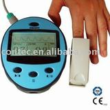 Hand Held Finger Pulse-Ox Oximeter Blood monitor with CE