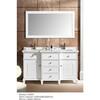 North american classical hotel bathroom vanity base cabinet