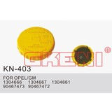 KN-106 auto radiator plastic pressure cap got Opel