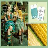 natural corn fiber yarn Ne32/1(PLA yarn)
