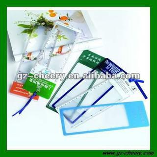 bookmark magnifier ruler (CHM6006)