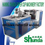 disposable china paper cup machinery/paper cup making machine