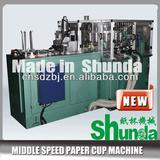high speed automatic coffee paper cup making/forming machine with price