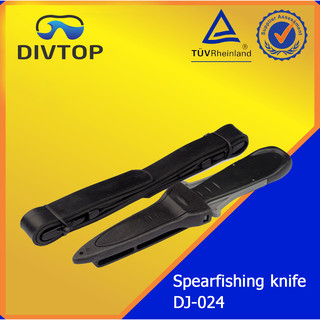 420SS/304SSspearfishing knife /diving knife