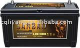 Dry Charged car battery 200AH