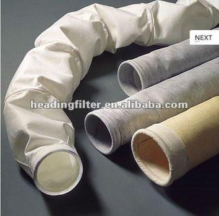 Dust Colletion Polyester Filter Bag For Cement Plant