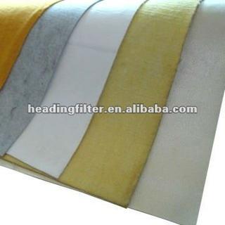 Polyester Nonwoven Needle Felt Filter Cloth