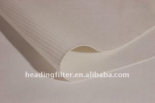 Antistatic Nonwoven Needle Felt Filter Cloth
