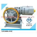800-1000KG-VVVF Geared Lift Motor Parts