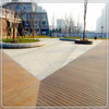 park swimming pool outdoor strand woven bamboo decking