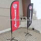 aluminium beach flag pole