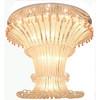 Modern Elegant Glass LED Big Crystal Chandelier for Hotel B1321