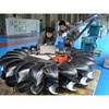 Hydraulic Forged Impulse Turbine Runner