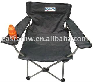 Well design foldable fishing chair