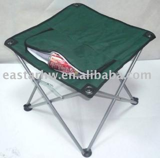 Camping chair cooler bag