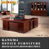 2013 special classical mdf office director table set KM-T274#