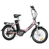 """20"""" 250w folding electric bike"""
