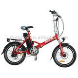 mini folding electric bicycle