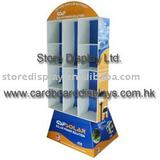 Cardboard display, corrugated display,display rack, floor display