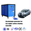 Oxy-hydrogen generator car carbon cleaning machine for engine