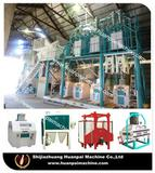 complete set of milling wheat equipment