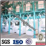Maize flour mill machine for sale corn flour complete set of production line-50T/D corn grinding mill machine