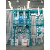 Maize precooked mill corn grinding mill machine
