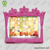 cheap price for mini ipad case Imperial Crown Design droproof EVA Stand Case for kids