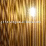 shining printed PVC sole sheet