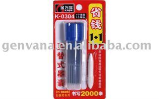 Ink refill for K-0606 model