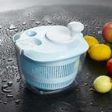 manual marine salad spinner
